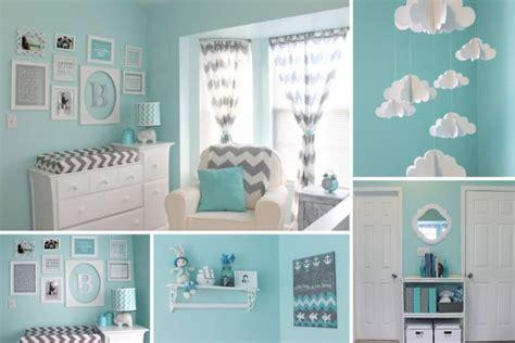 une chambre de bébé bleue et grise c 39 est ça la vie