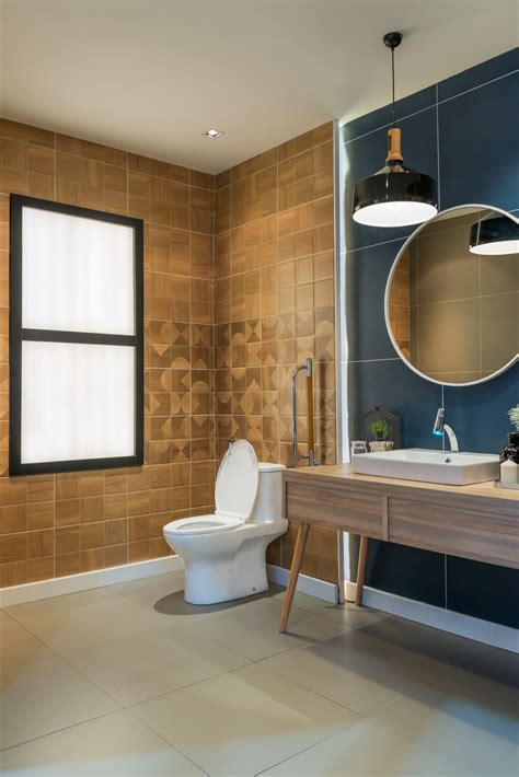 Modern Bathroom Tile Colors by The 6 Top Bathroom Tile Trends Of 2018