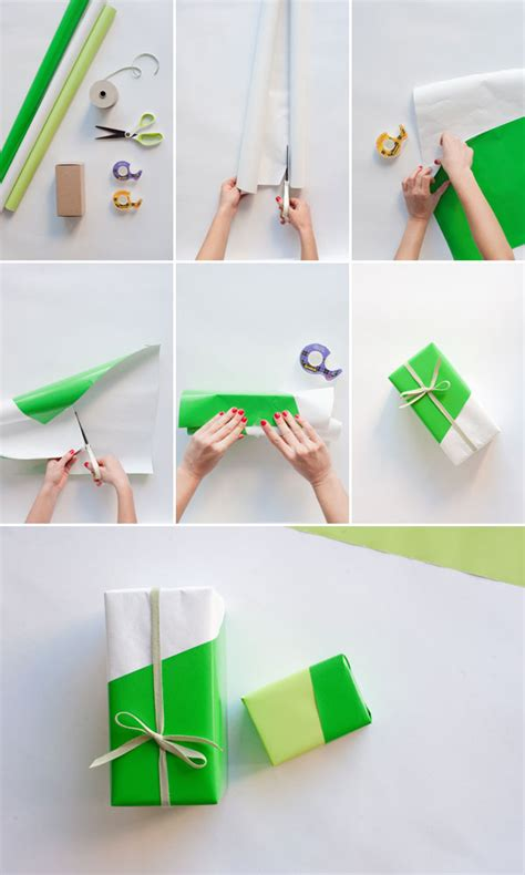 how to wrap a christmas present 5 ways to wrap small gifts