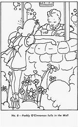 Cinnamon Bear Coloring Story Kitty Designs Judy Jimmy Hope Enjoy Would sketch template