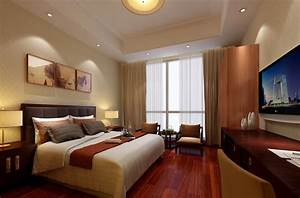 hotel room wooden floors and closet design With interior decoration hotel rooms