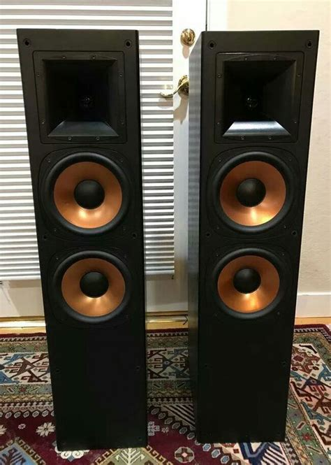 Klipsch Boat Speakers by Klipsch Rf3 Tower Speakers Condition General In
