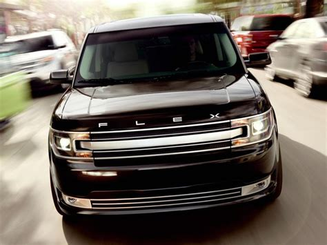 pros  cons review  ford flex ny daily news