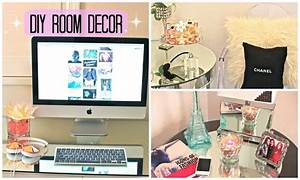 DIY Room Decor! Cute & Affordable! - YouTube
