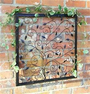 Arbre De Vie Decoration Murale : d coration murale arbre de la vie en m tal 69 99 ~ Teatrodelosmanantiales.com Idées de Décoration