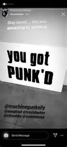Machine Gun Kelly updates pop-punk LP 'Tickets To My