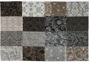 Flur Teppich Grau : teppich patchwork gamelog wohndesign ~ Whattoseeinmadrid.com Haus und Dekorationen