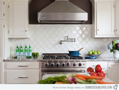 moroccan tile kitchen backsplash 15 beautiful kitchen backsplash ideas backsplash ideas 7852