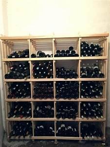 Casier A Bouteille Leroy Merlin : rangement bouteilles vin leroy merlin ~ Mglfilm.com Idées de Décoration