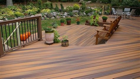 Composite Decking Material Home Depot