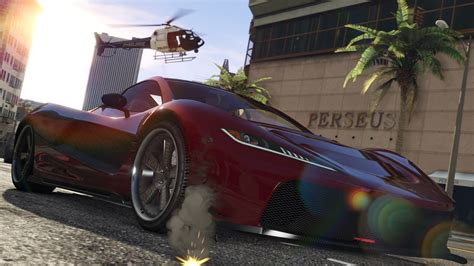 Gta 5 Getting New Guns, Cars, And Gear Next Week