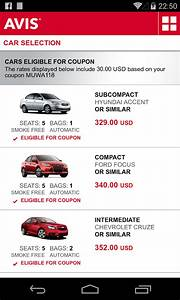Avis Autodiscount : avis rental car coupon 2017 2018 best cars reviews ~ Gottalentnigeria.com Avis de Voitures