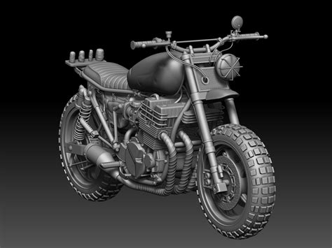Daryl's New Motorcycle