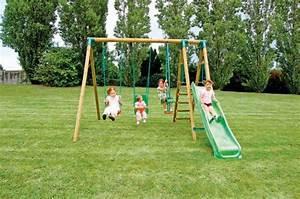 Pieces Detachees Balancoire Soulet : portique pour enfant abri de jardin et balancoire id e ~ Melissatoandfro.com Idées de Décoration