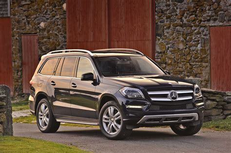 2013 Mercedesbenz Gl450 Is High On Sclass Style Gaywheels