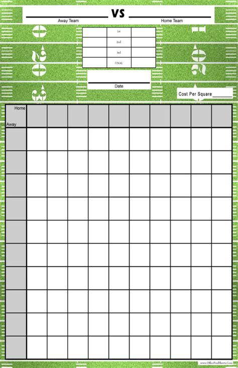 office football pool spreadsheet  print office pool
