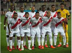 Peru World Cup Fixtures, Squad, Group, Guide World Soccer