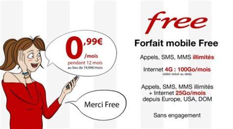 si e social vente priv vente privée free mobile forfait 100 go à 0 99 mois