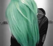 Strange 2020 Other Images Blue Green Hair Tumblr Short Hairstyles For Black Women Fulllsitofus