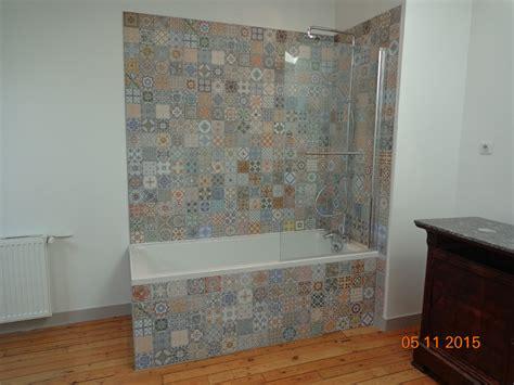 carrelage salle de bain style ancien cr 233 ation et installation de salle de bain val d oise 95