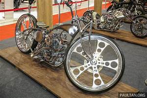 IIMS 2017 - the custom motorcycle scene in Indonesia