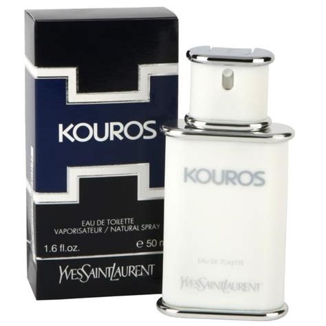 yves laurent kouros eau de toilette 50ml free uk delivery