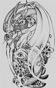 60+ Most Beautiful Koi Fish Tattoo Designs Of All Time ...
