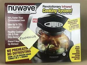 Mini Nuwave Infrared Oven Manual