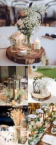 32 rustic wedding decoration ideas to inspire your big day With country wedding reception decorations