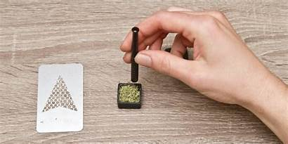 Hitter Pack Cannabis Pipe Smoke Giphy Gifs