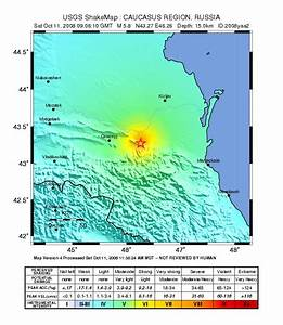2008 Chechnya earthquake - Wikidata