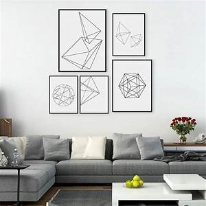 Aliexpress.com : Buy Modern Nordic Minimalist Black White ...
