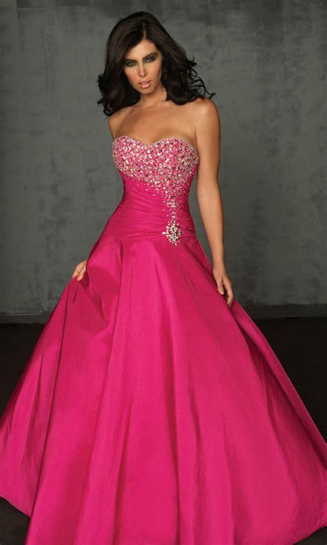 Pink Prom Dresses Women Styler