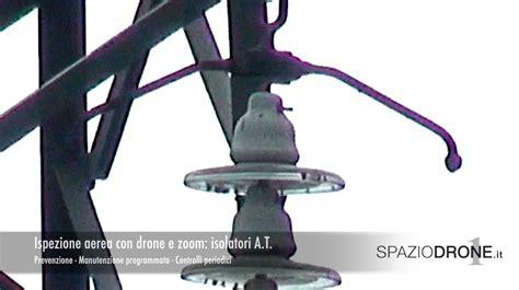 tralicci alta tensione distanza di sicurezza a brescia un drone per ispezionare tralicci e linee