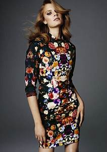 robes de soirees ete 2012 hm conscious With robe fleurie h m