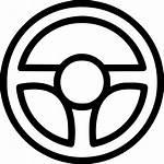 Steering Wheel Icon Svg Driving Navigation Onlinewebfonts