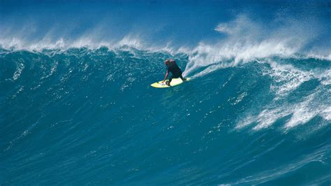 Surf's up — all the time: How wave pools could