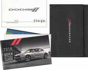 2018 Dodge Charger Essential Information Guide With Case