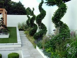 Weiße Steine Garten : 110 garten gestalten ideen in city style wie sie den ~ Lizthompson.info Haus und Dekorationen