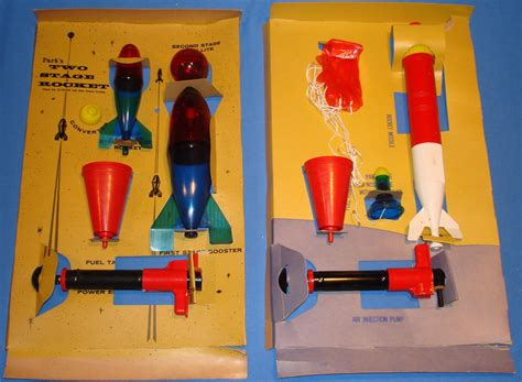 Water Rockets Toys
