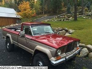 1966 Kaiser Jeep Gladiator Pickup Clear Title 350 Gm 400 6