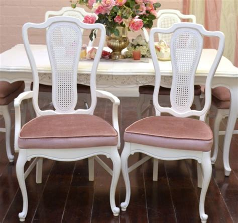 provincial dining room furniture with white painted