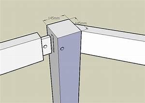 Assembler 2 Planches Perpendiculairement : comment assembler 2 poutres bois ~ Premium-room.com Idées de Décoration