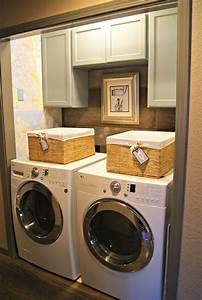 perfect laundry room with closet Roselawnlutheran