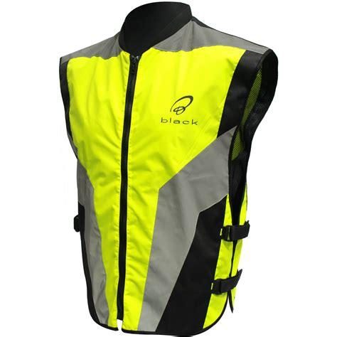 bike jackets for sale black hi vis reflective motorcycle vest motorbike