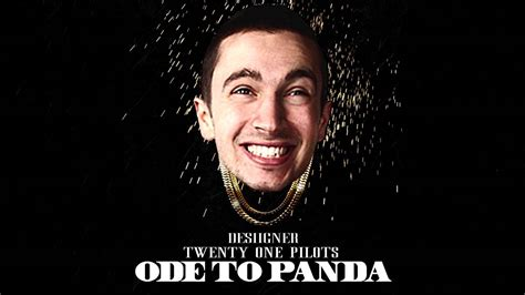 twenty one pilots vs desiigner ode to panda mashup by