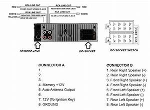 Boss Car Stereo Wiring Diagrams  Boss  Free Engine Image For User Manual Download