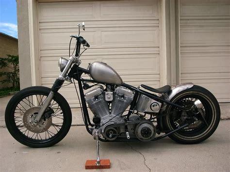 Buy 2012 Harley Rat Rod Bobber On 2040-motos