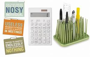 9 best images about cool office supplies on pinterest for Cool office gear