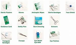 Important Items For A Workplace First-Aid Kit   Rack ...